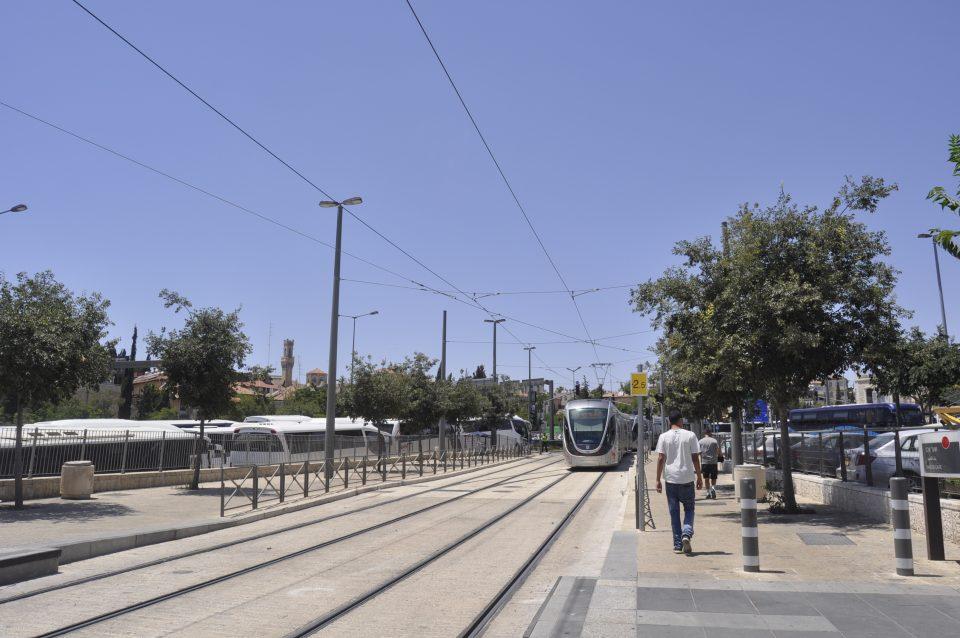 Sunny In Israel, Israel, The Middle East, Tel Aviv, Jerusalem