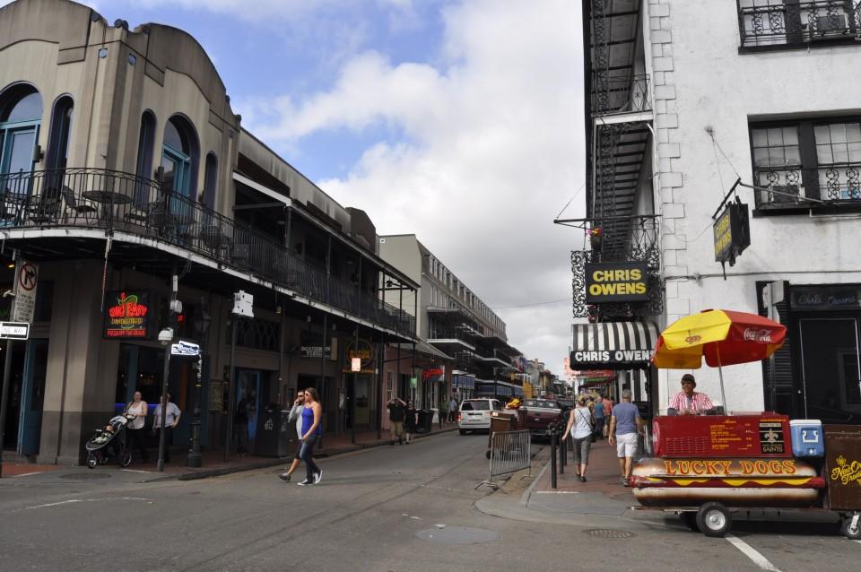 Sunny In New Orleans Louisiana