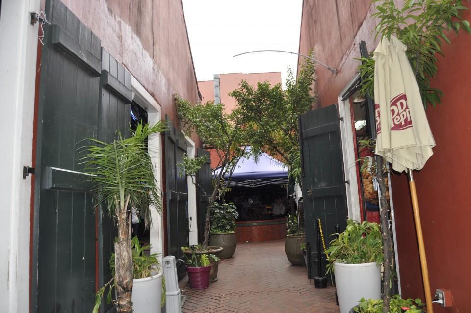 French Quarter, Bourbon Street
