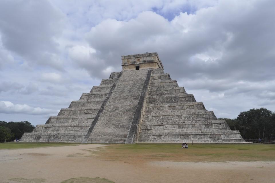 Chicen Itza, Mayan Ruins, Cancun, Mexico