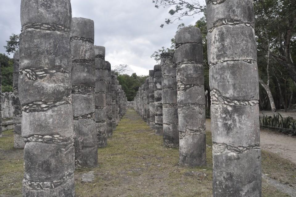 Chicen Itza, Mexico, Mayan ruins