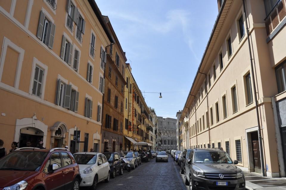 Sunny In Rome Italy