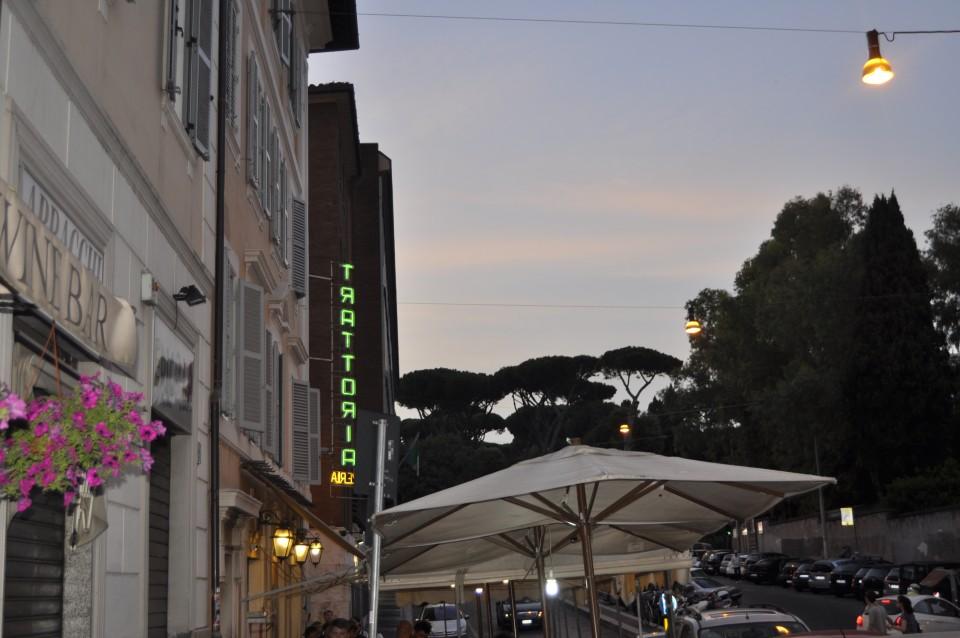 Rome, Italy, Italian Food, Colosseum, Europe