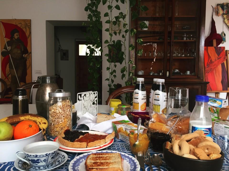 Airbnb, Rome, Italy, Italian Food