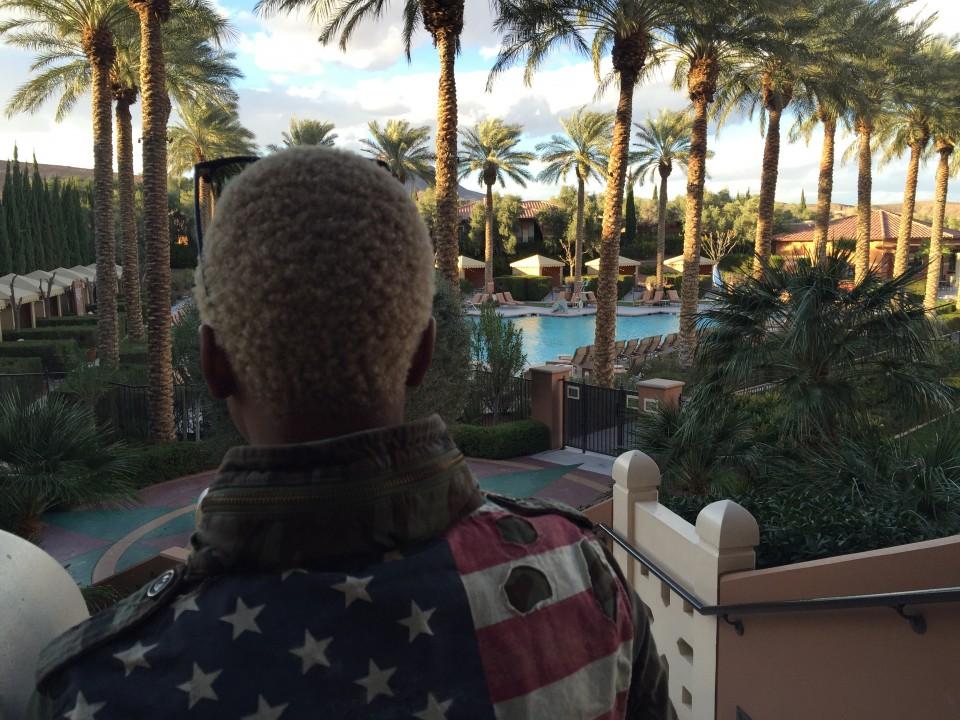 Sunny In Las Vegas Nevada