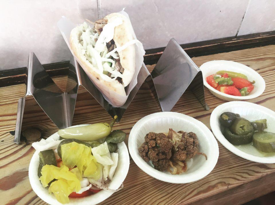 Sunny In Every Country, Israel, Tel Aviv, Shawarma