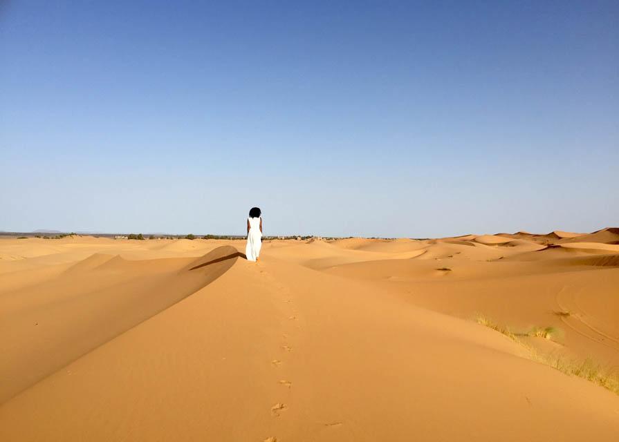 Morocco, Sahara Desert, Desert, Marakech, Casablanca, North Africa, Africa, Desert, Sunny In Every Country