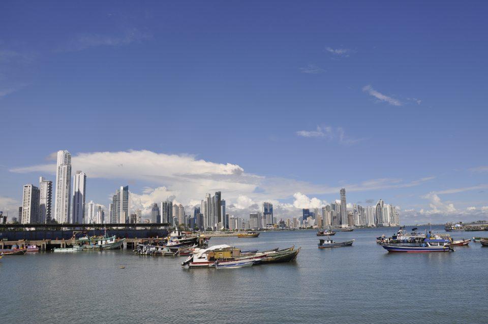 Cinta Costera,Sunny In Panama City Panama, Panama, Panama City, Central America, Travel, Travel Tips, Tropical,