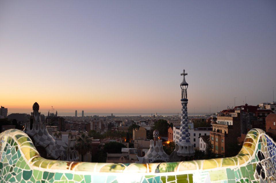 Spain, Barcelona, Travel, Travel Tips, Park Guell, Sunny In Every Country, Sunny In Barcelona Spain, Food, Spanish, Park Guell