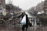 Sunny In Amsterdam Netherlands