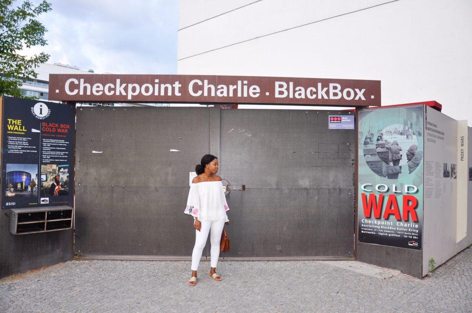 CheckPointCharlie,SunnyInEveryCountry,SunnyInBerlinGermany,Berlin,Germany,Europe,Travel,TravelTips